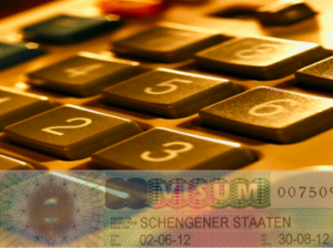 Schengen Visa Calculator